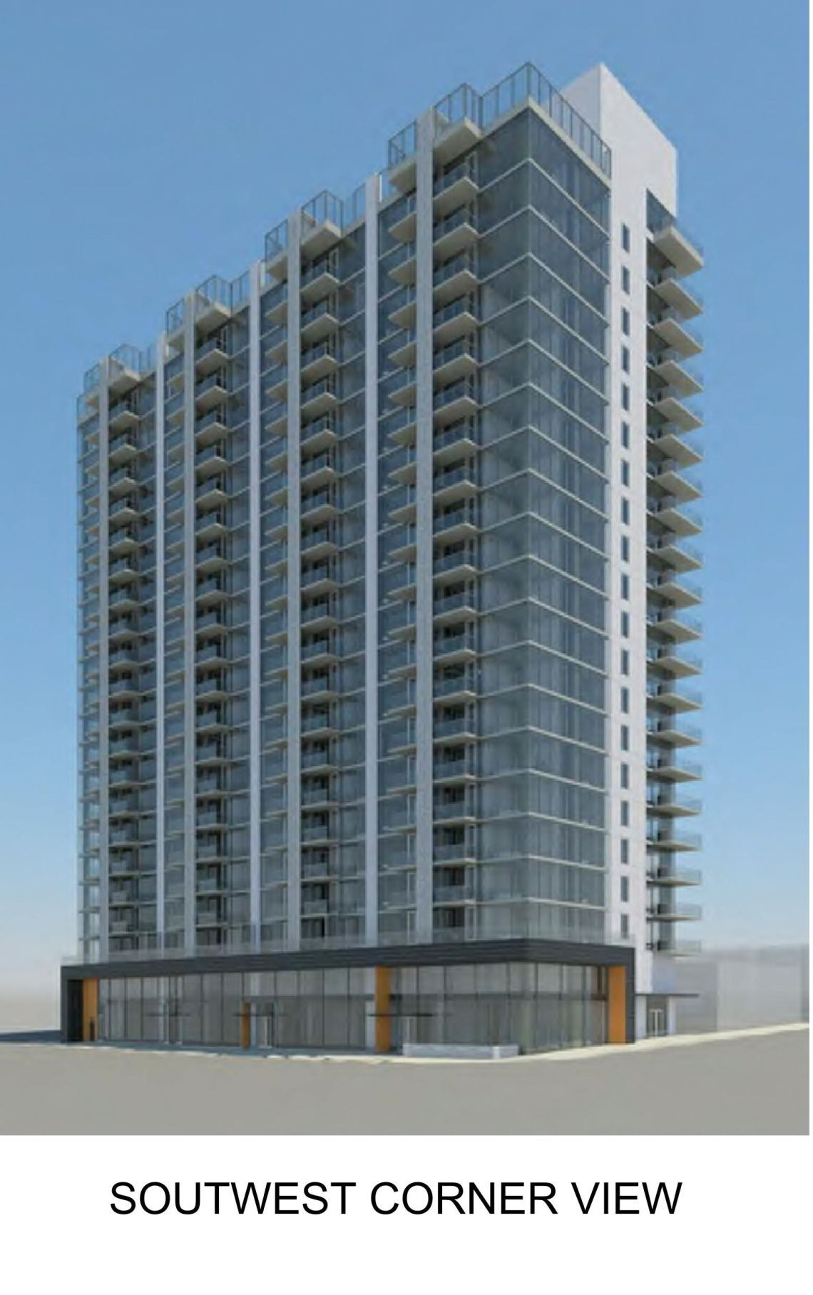 Coming to Clayton: 22-story luxury apartment tower wins ...