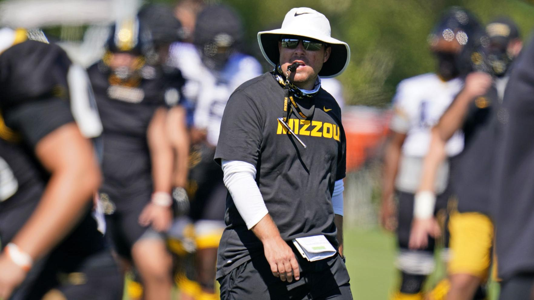 Mizzou's defensive changes, wideout additions highlight Drinkwitz's first full spring