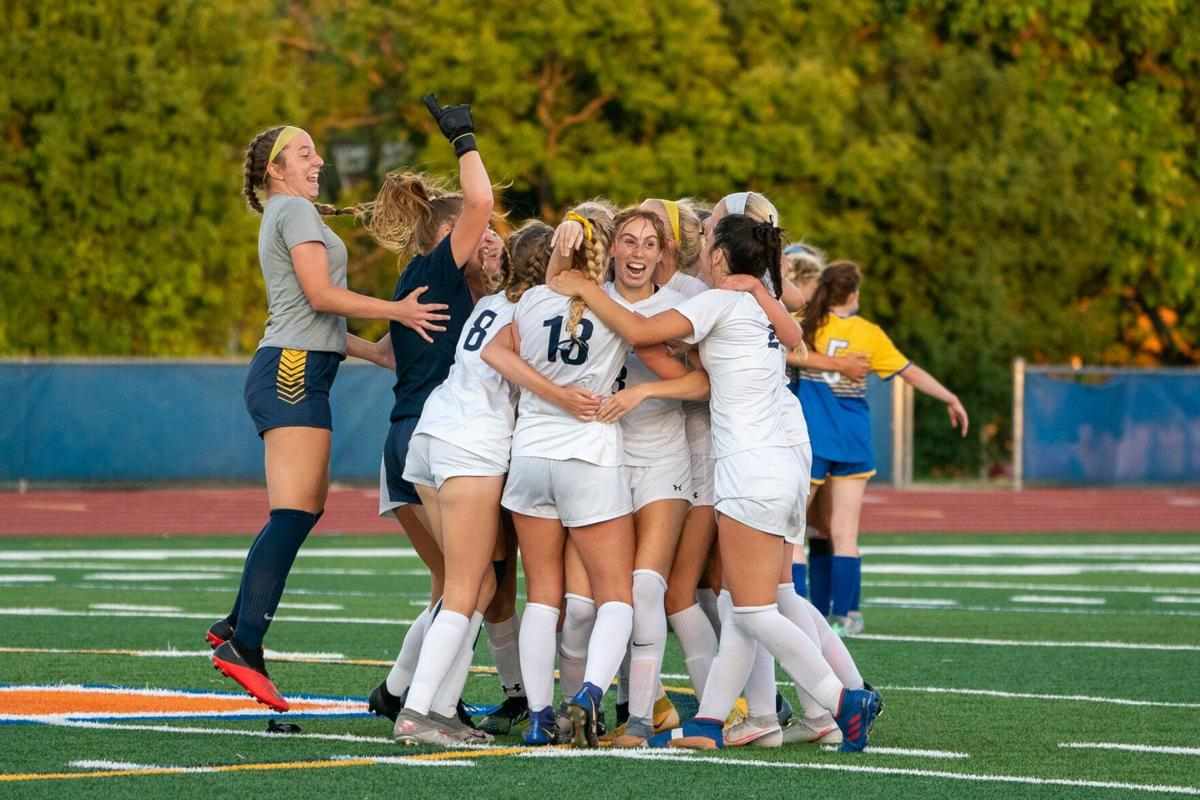 O'Fallon vs. LaGrange Lyons girls soccer