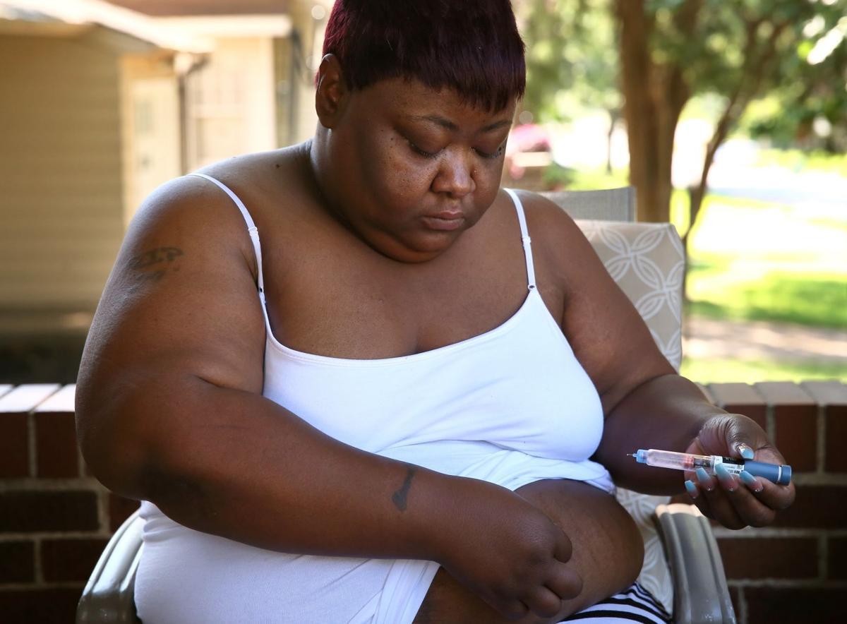 Shonta Morgan, Medicaid expansion in Missouri