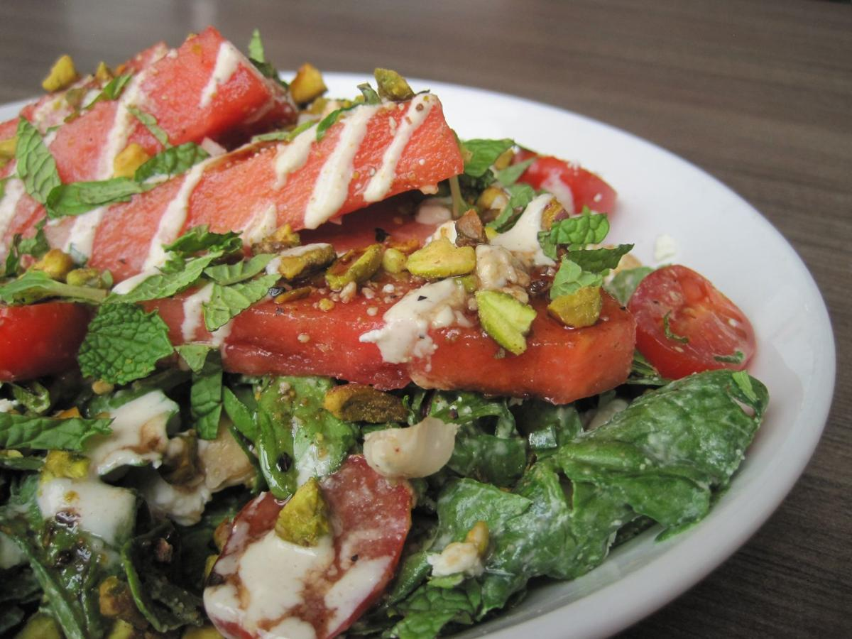 Special Request Turn Watermelon Wedge Salad for publication Wed, July 15. 2020