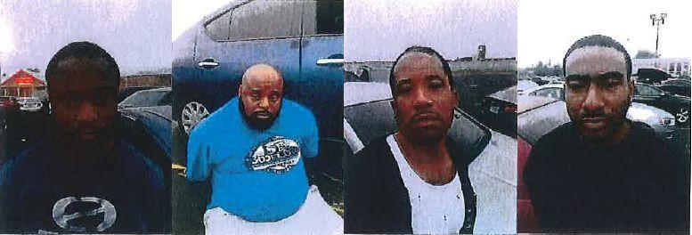 ATM technician robbery suspects arrested