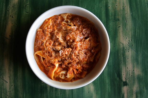Maccheroni Larghi from Mad Tomato