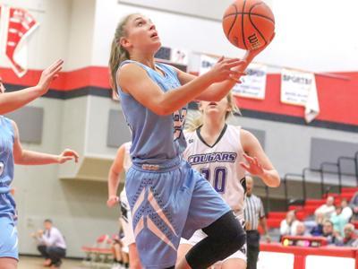 Breese Central vs. Jerseyville girls basketball