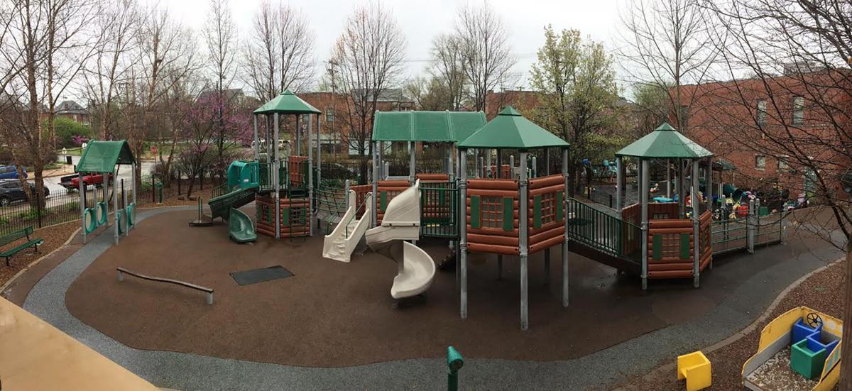 Cornerstone playground