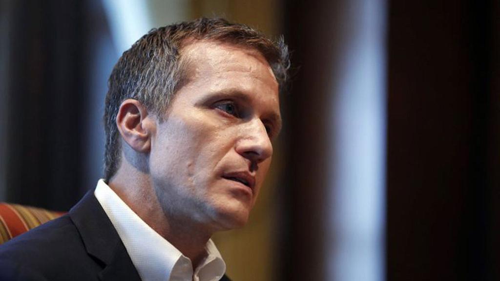 Missouri Gov  Eric Greitens indicted for felony invasion of