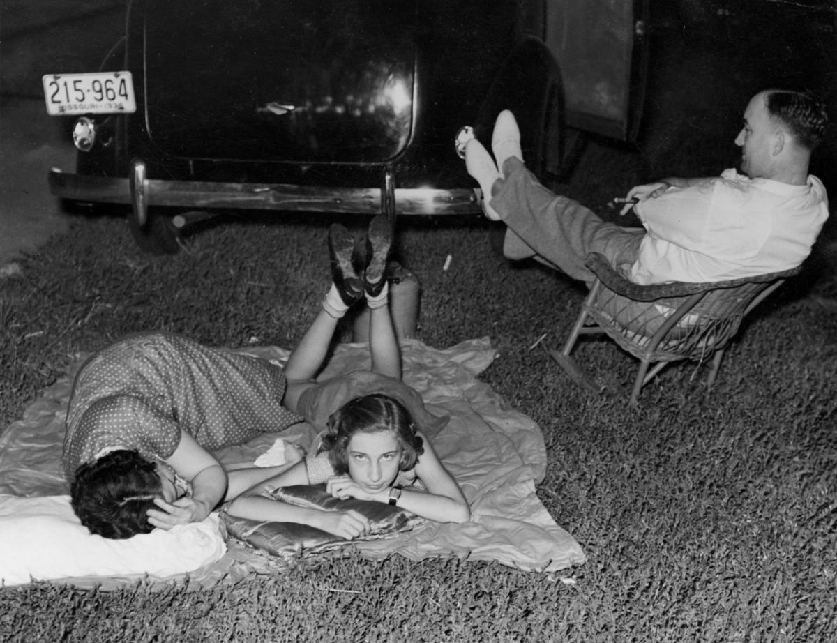 Look Back:  Heat wave of 1936