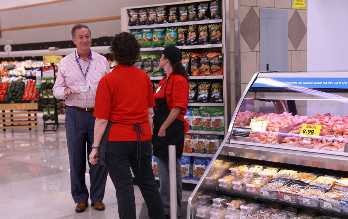 Schnucks Reopens Gravois Bluffs Shop N Save Location