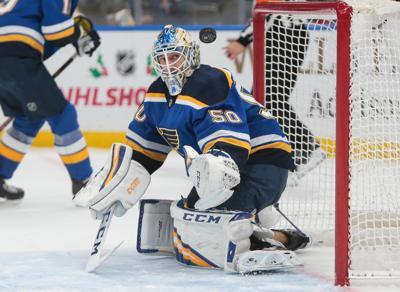 Blues take on Colorado Avalanche