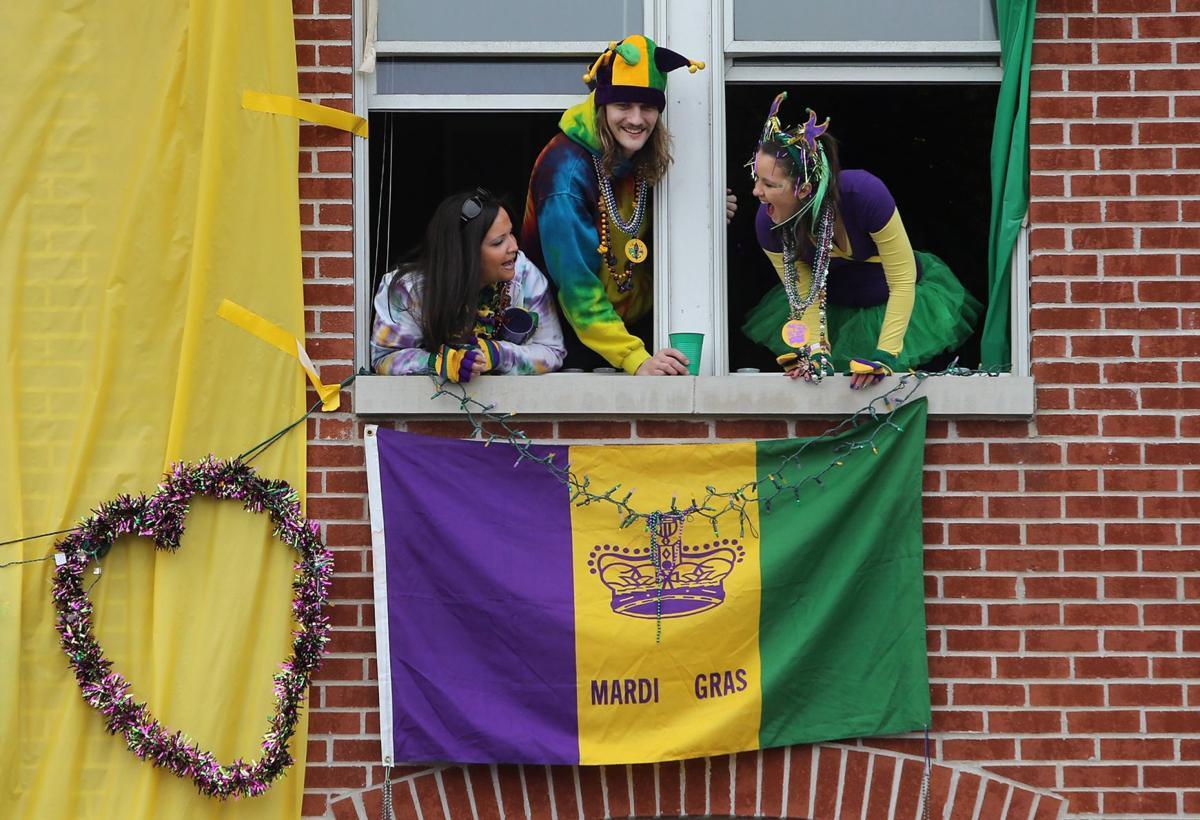 2014: Soulard Mardi Gras Celebrates 40 Years of Fun