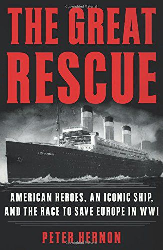 'The Great Rescue' by Peter Hernon
