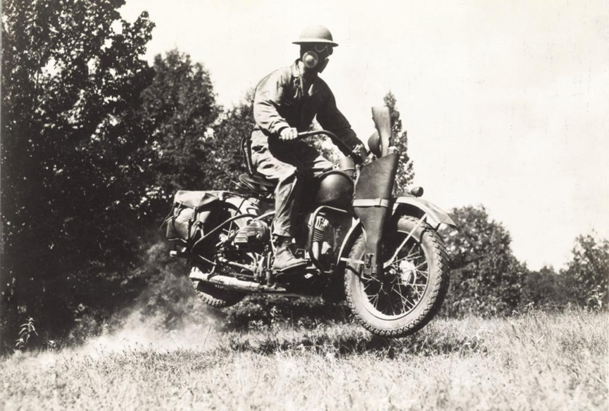 Harley-Davidson's History with the Military
