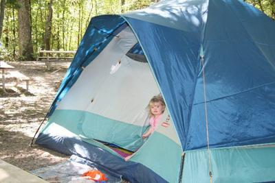 Make lasting memories at one-of-a-kind family campout