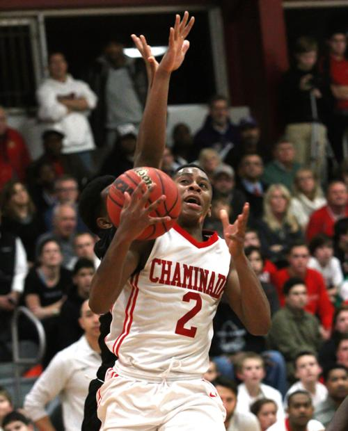 Mike Lewis, Chaminade basketball