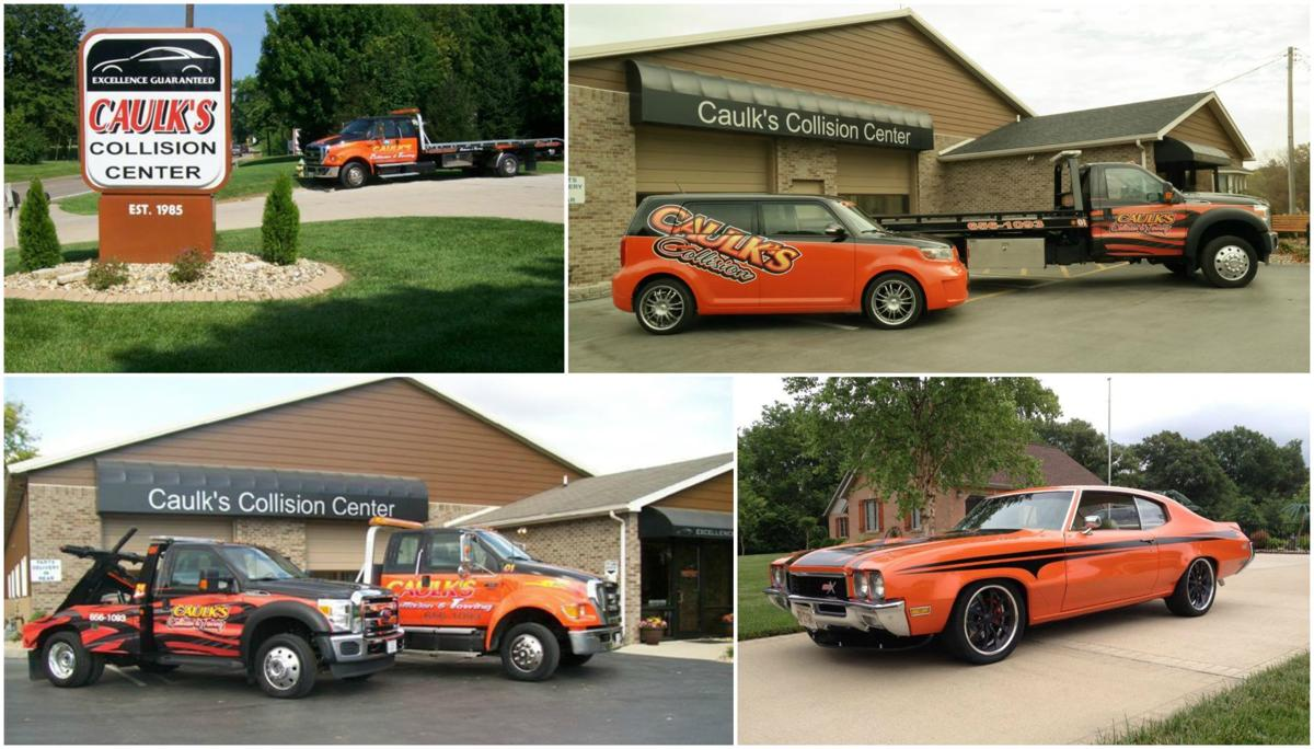 collision repair st. louis