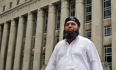Taxi driver Raja Naeem has his day in court