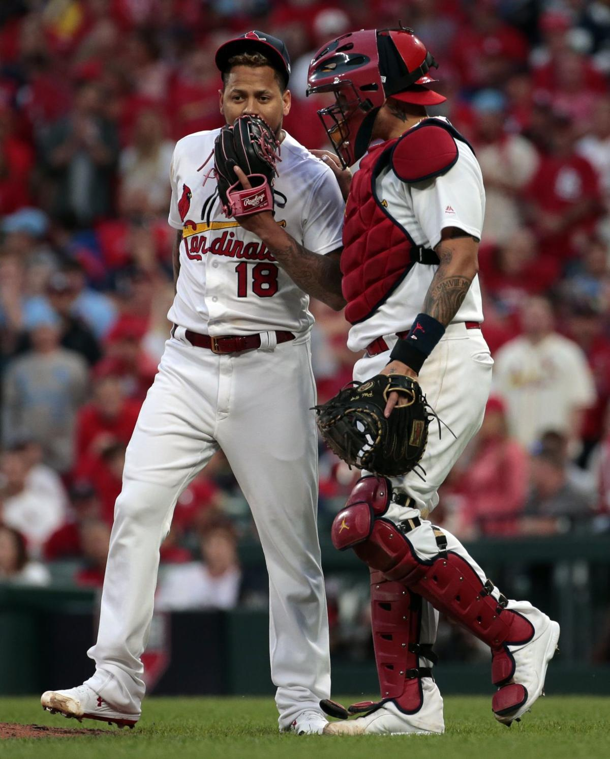 Braves take NLDS lead with 3-1 victory over Cardinals (copy)