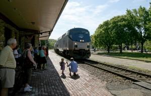 Boulder επιτυχίες Amtrak τρένο στο κέντρο του Μιζούρι, προκαλώντας καθυστερήσεις