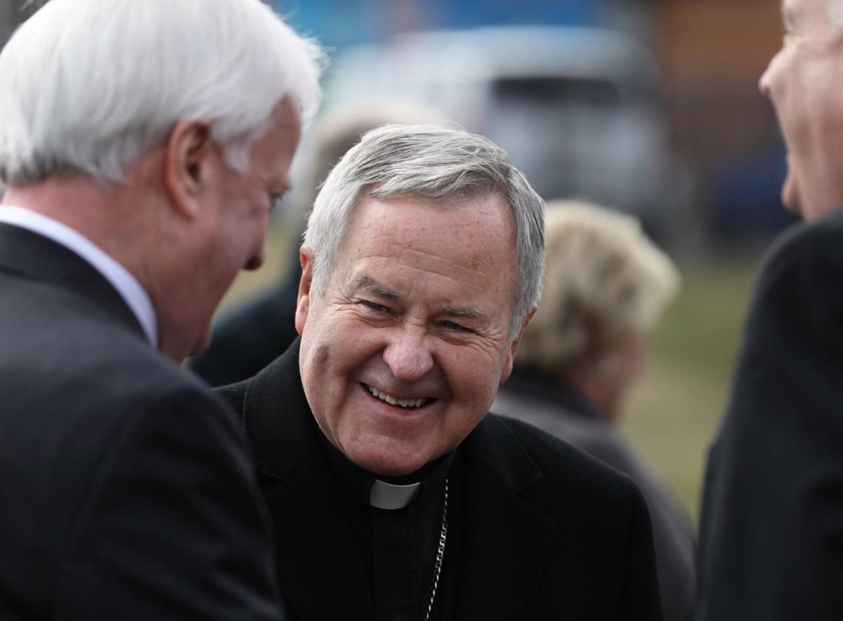 Archbishop Robert J. Carlson