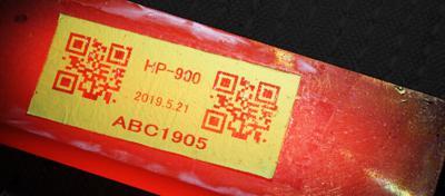 Heatproof Labels
