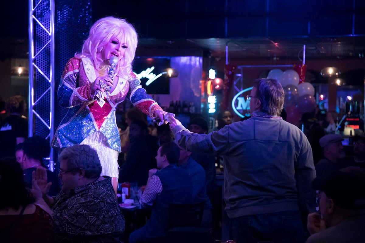 Hamburger Mary's grand opening in downtown St. Louis