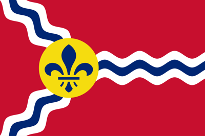 City Flag of St. Louis