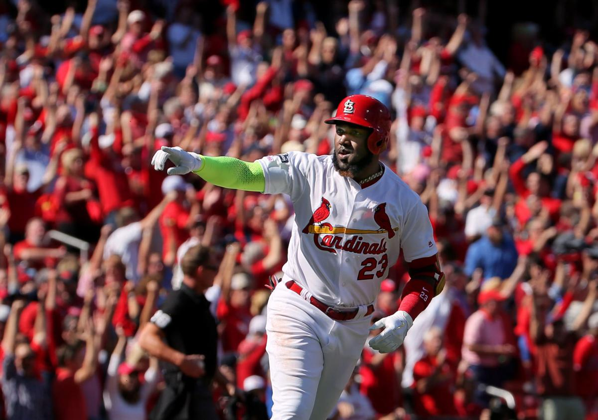 Atlanta Braves vs St. Louis Cardinals, Game 4 NLDS in St. Louis