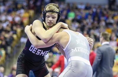 Missouri Wrestling Championships, boys finals