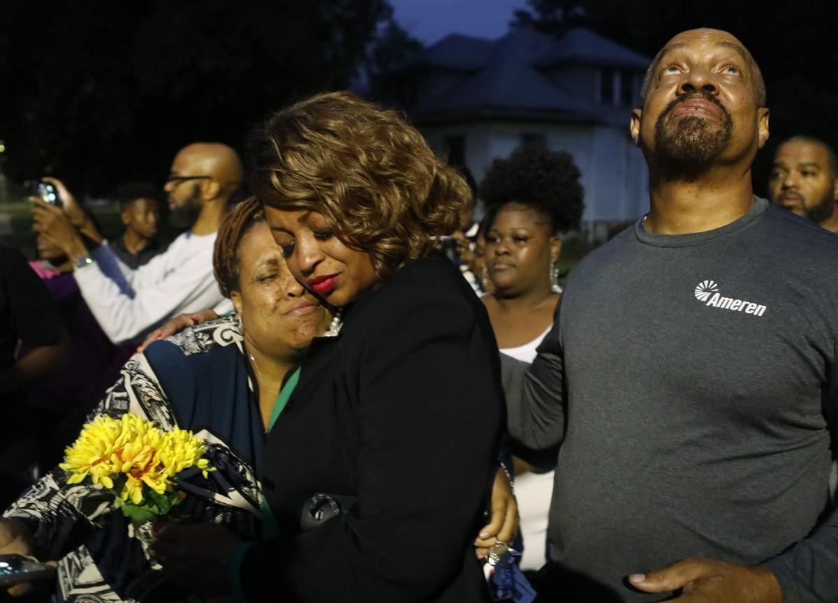 Memorial for Christian Ferguson after father charged
