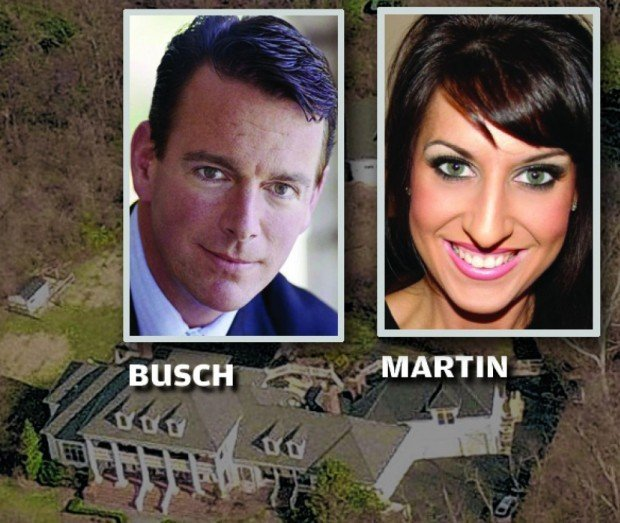 Busch girlfriend died with cocaine, oxycodone in system
