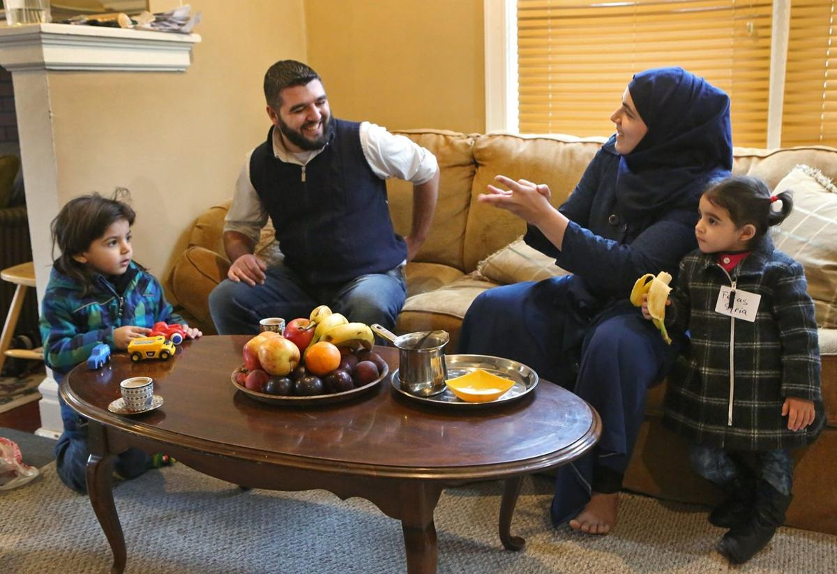 St. Louis Syrians caught in new immigration policy