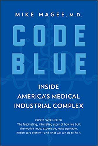"""""""Code Blue"""" by Mike Magee"""