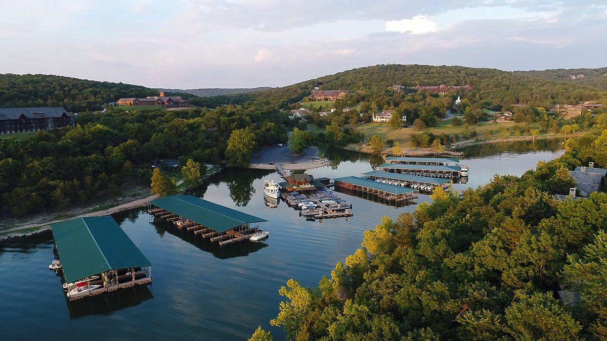 Waterfront Ozarks RVing at its Best