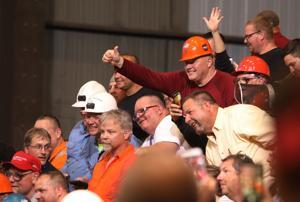 Untuk pembuat baja, tarif tidak memecahkan masalah kelebihan kapasitas