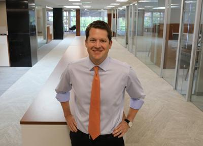 John Kemper, 40, now CEO and President of Commerce Bancshares
