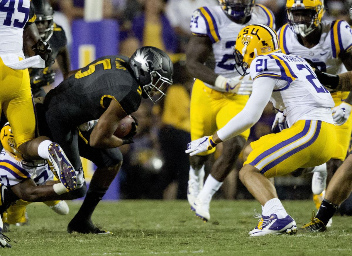 LSU's Tigers are top cats in blowout of Mizzou | Mizzou ...