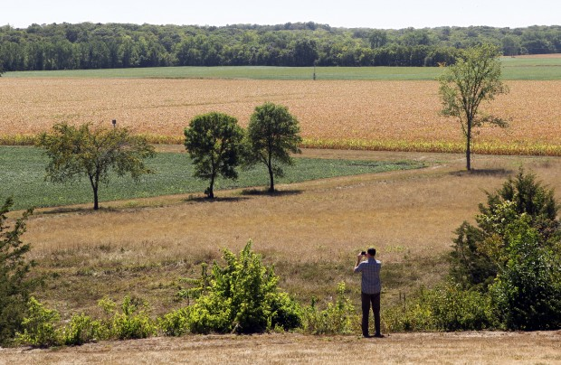 Mormons see valley in missouri as linked to adam eve - Jackson county missouri garden of eden ...