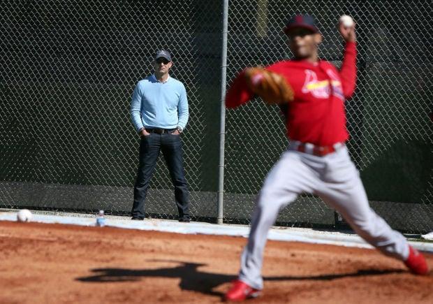St. Louis Cardinals spring training John Mozeliak