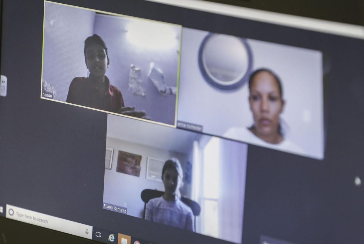 Remote learning during the pandemic