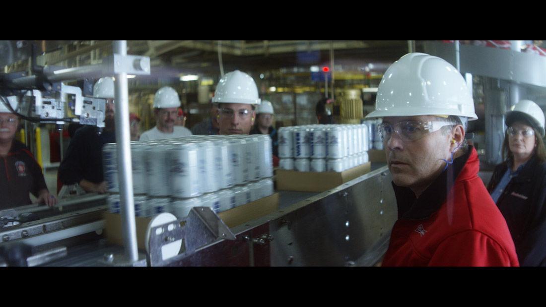 Budweiser Super Bowl Commercial