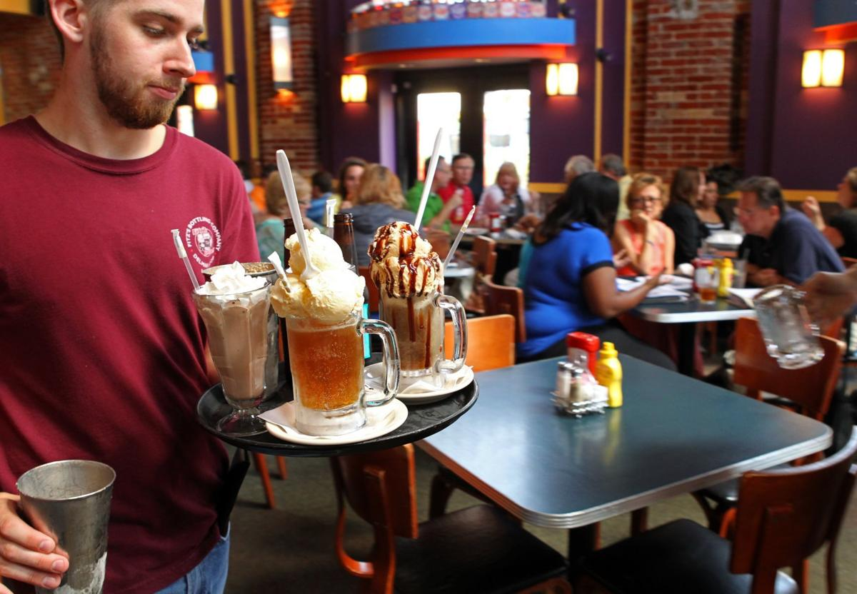 Fitz's branches out with co-branding venture