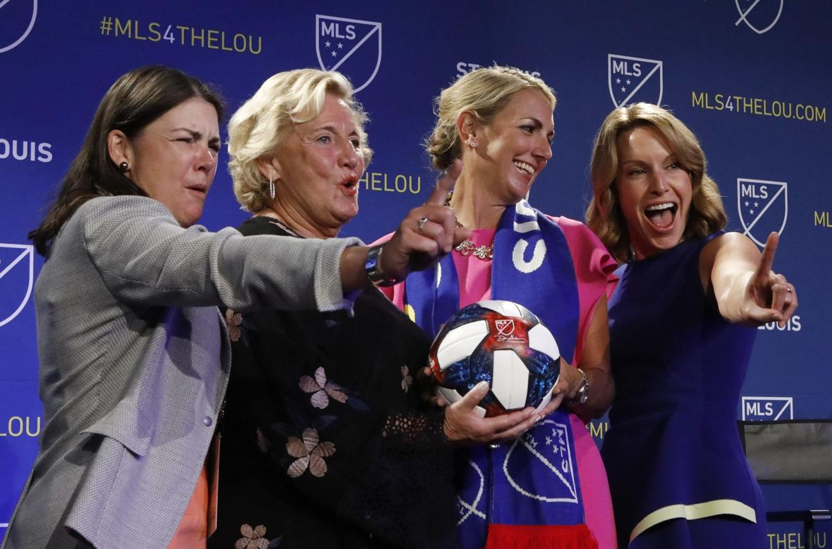 Hochman: History is made in St. Louis with first female-led ownership group in MLS