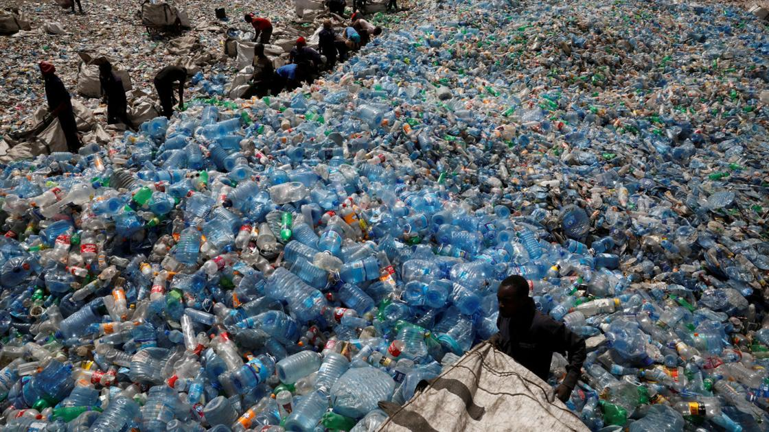 'Drowning in plastics': Because of the pandemic, the world is producing more and more plastic trash