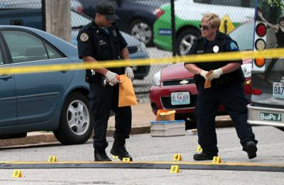 Man killed by St. Louis police officer after shooting different officer in leg
