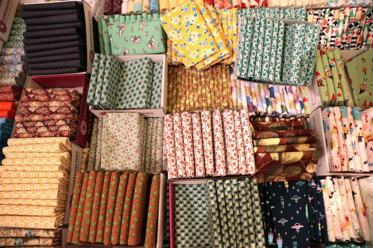 Cotton Cuts combines quilting with subscription boxes