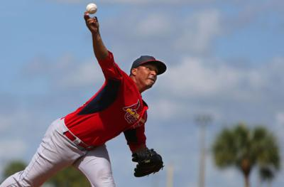St. Louis Cardinals spring training Rondon