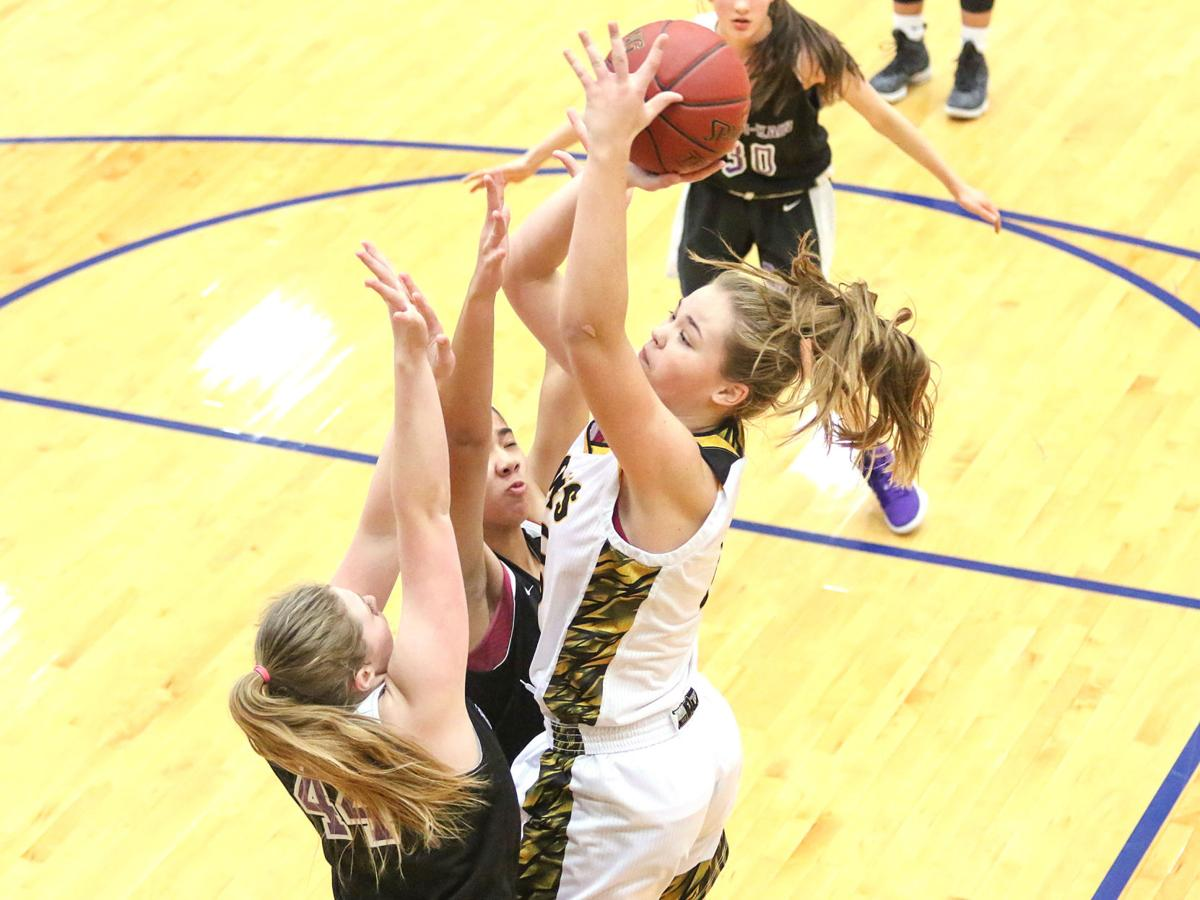 Fort Zumwalt East vs. Rosati-Kain girls basketball