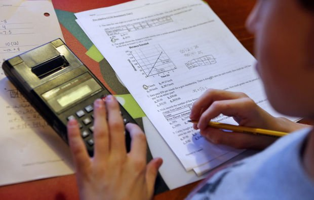Rockwood School District to try a grading system that doesn't count homework