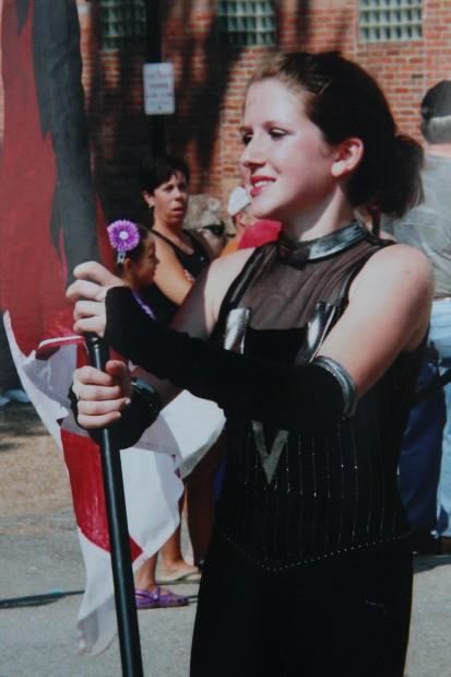 Jessica Brinker of St. James
