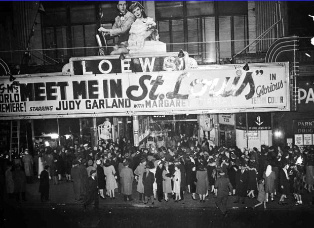 Meet the movie that put St  Louis on the map | Movies | stltoday com